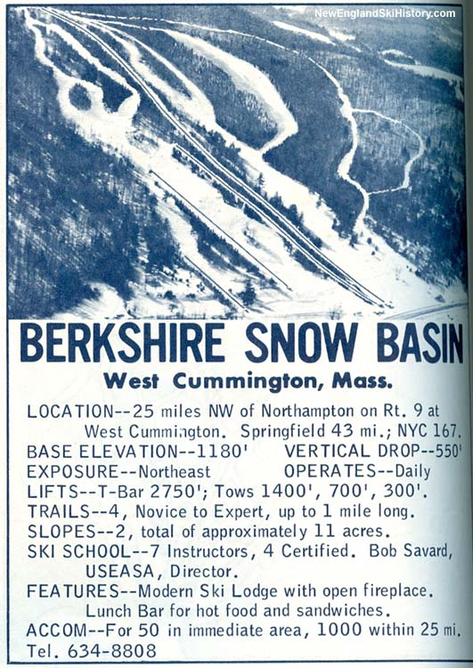 1967-68 Berkshire Snow Basin Trail Map - New England Ski Map ... on powder mountain trail map, ski santa fe trail map, nordic valley trail map, beaver creek trail map, sugar bowl trail map, brighton trail map, alta ski trail map, big sky trail map, trollhaugen trail map, canyons trail map, whistler blackcomb trail map, wolf mountain trail map, attitash bear peak trail map, seven springs mountain resort trail map, grand targhee resort trail map, snow trails trail map, mt. hood ski bowl trail map, sunrise park resort trail map, mammoth ski resort trail map,