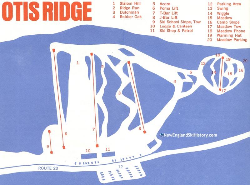 Otis Ridge, Massachusetts
