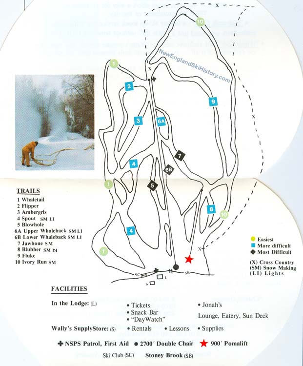 Whaleback Mountain History New Hampshire