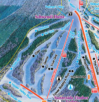 Sunnyside Waterville Valley Resort New England Ski Area Expansions