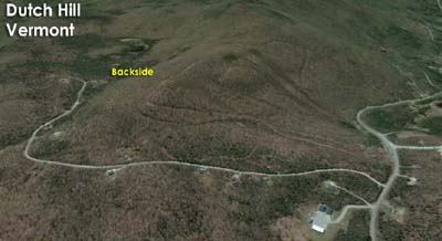 Backside Dutch Hill New England Ski Area Expansions