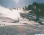 The Ski Ward double chairlift in the 1990s