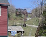 The East Meadow Chairlift in 2002