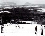 The T-Bar in the 1960s