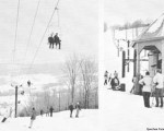 The double chairlift