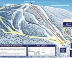 2001-02 Ski Sundown trail map
