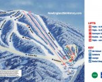 2005-06 Ski Sundown trail map