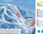 2013-14 Ski Sundown Trail Map