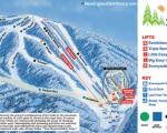 2015-16 Ski Sundown Trail Map
