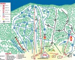 2009-10 Big Rock Trail Map