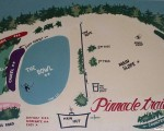 2013-14 Pinnacle Trail Map