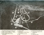 1963-64 Saddleback Trail Map
