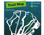 2012-13 Big Squaw Trail Map