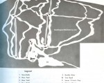 1963-64 Sugarloaf Trail Map