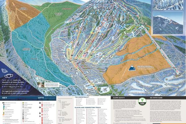 2020-21 Sugarloaf Trail Map