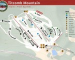 2011-12 Titcomb Mountain Trail Map