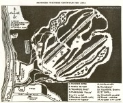 1961 Thunder Mountain Development Map