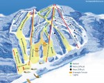 2018-19 Ski Blandford Trail Map
