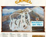 1983-84 Bousquet Trail Map