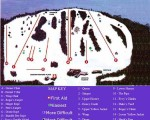 2016-17 Ski Bradford Trail Map