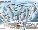 2009-10 Ski Butternut Trail Map
