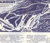 1968-69 Catamount Trail Map