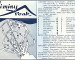 1967-68 Jiminy Peak Trail Map
