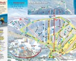 2004-05 Jiminy Peak Trail Map