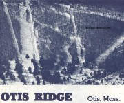 1970-71 Otis Ridge Trail Map