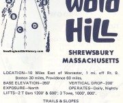 1970-71 Ward Trail Map