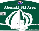 2014-15 Abenaki Trail Map