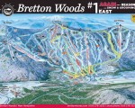 2014-15 Bretton Woods Trail Map