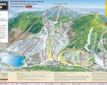 2014-15 Cannon Mountain Trail Map