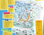 2002-03 Cranmore Trail Map