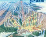 2018-19 Gunstock Trail Map