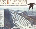 1967-68 Loon Mountain Trail Map