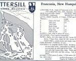 1967-68 Mittersill Trail Map