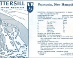 1969-70 Mittersill trail map