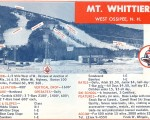 1964-65 Mt. Whittier Trail Map
