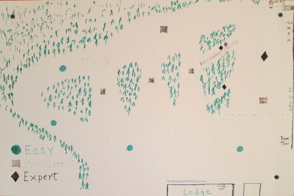 2013-14 Red Hill Outing Club Trail Map