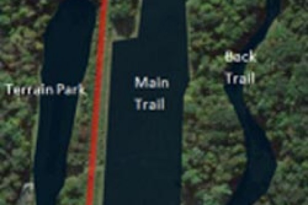 2018-19 Storrs Hill Trail Map