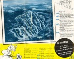1962-63 Mt. Sunapee Trail Map