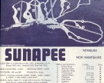 1968-69 Mt. Sunapee Trail Map
