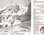 1951-52 Thorn Mountain Trail Map