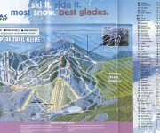 2002-03 Jay Peak Trail Map