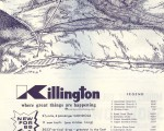 1968-69 Killington Trail Map