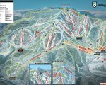 2013-14 Killington trail map