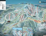 2014-15 Killington trail map