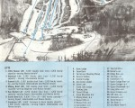 1966-67 Mount Snow Trail Map