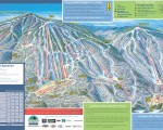 2012-13 Okemo trail map